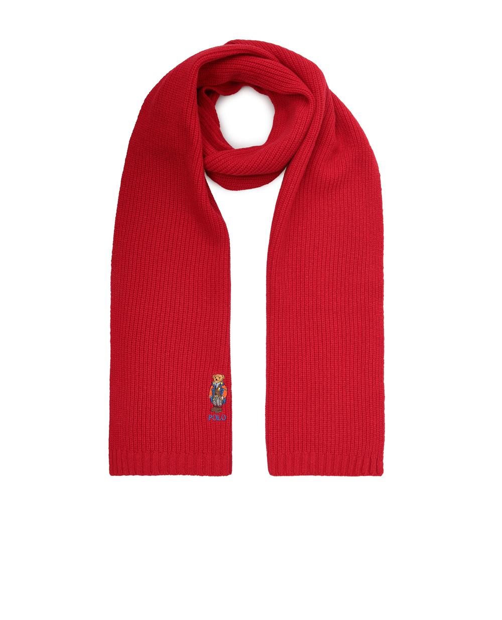 Шерстяной шарф Polo Ralph Lauren 449823794003 — Kameron