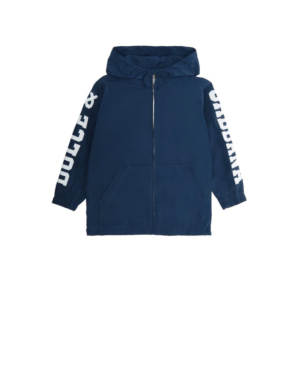 Ветровка Dolce&Gabbana Junior L4JB1F-G7VZS-B — Kameron