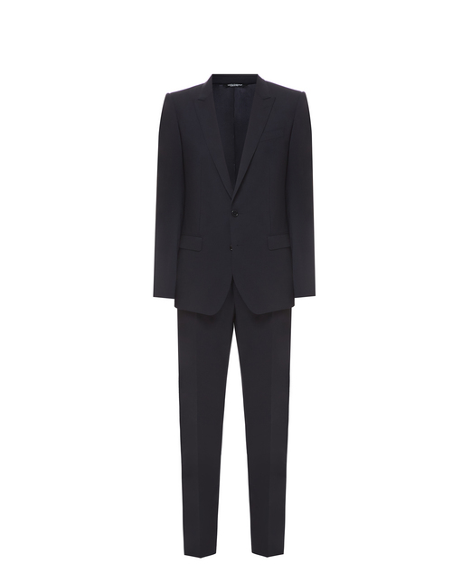 Шерстяной костюм (пиджак, брюки)