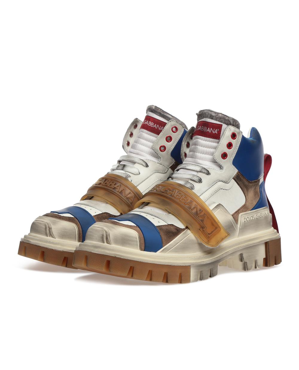 Ботинки Hi Trekking Dolce&Gabbana CS1699-AJ565 — Kameron