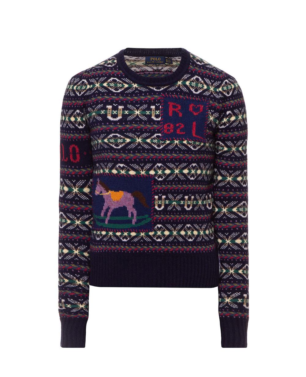 Шерстяной свитер Polo Ralph Lauren 211763861001 — Kameron