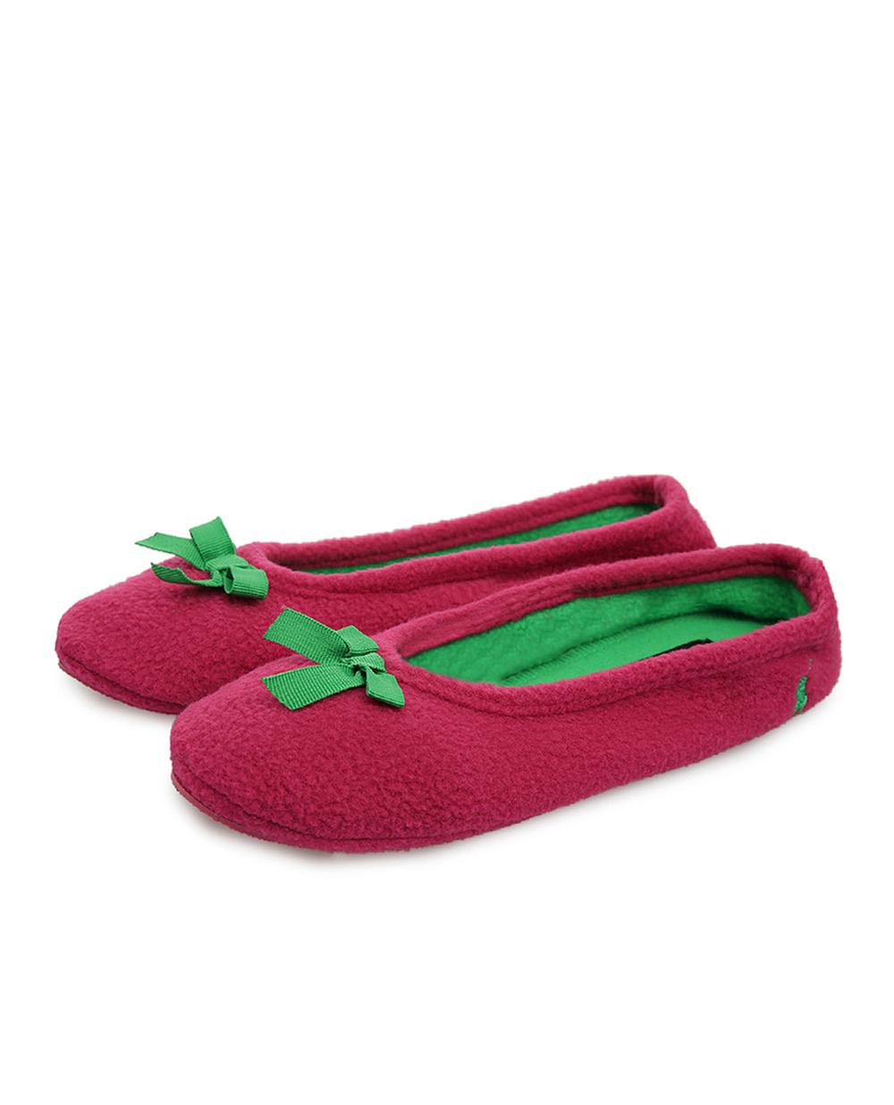 Домашние тапочки Polo Ralph Lauren Kids 991653-C — Kameron