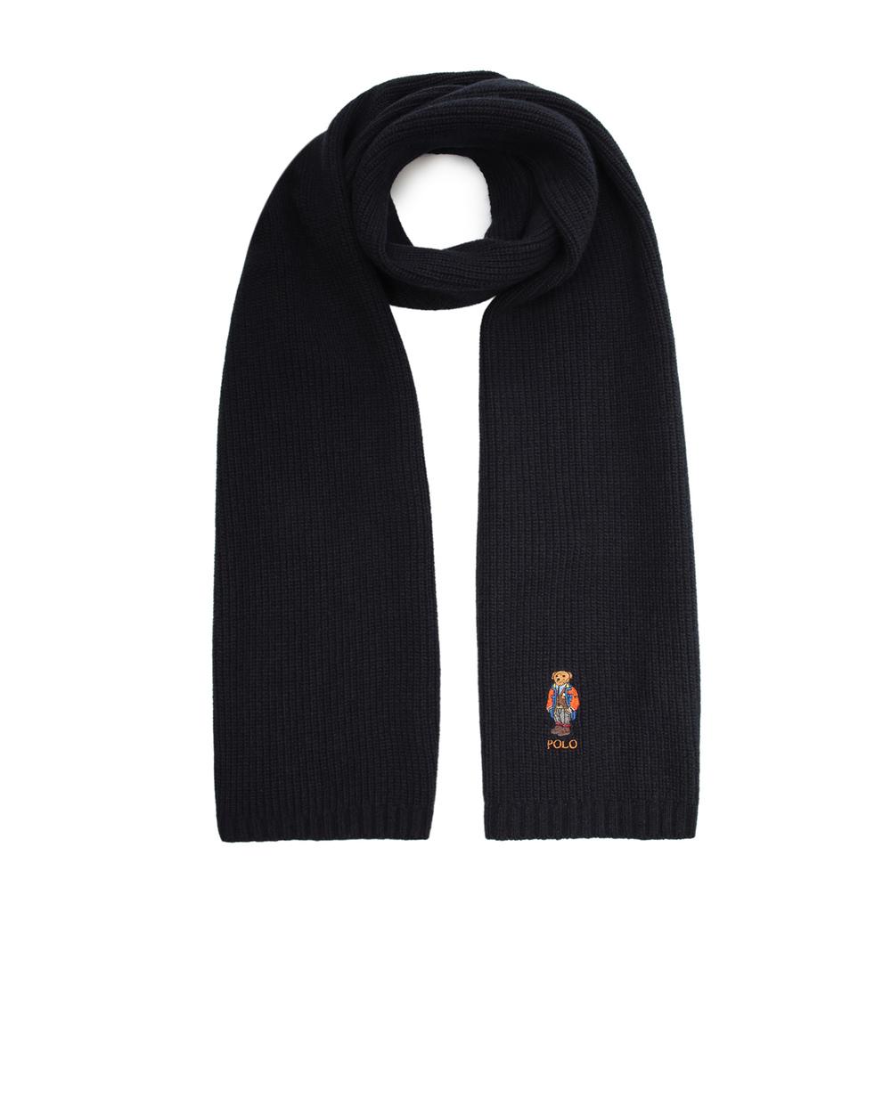 Шерстяной шарф Polo Ralph Lauren 449823794002 — Kameron