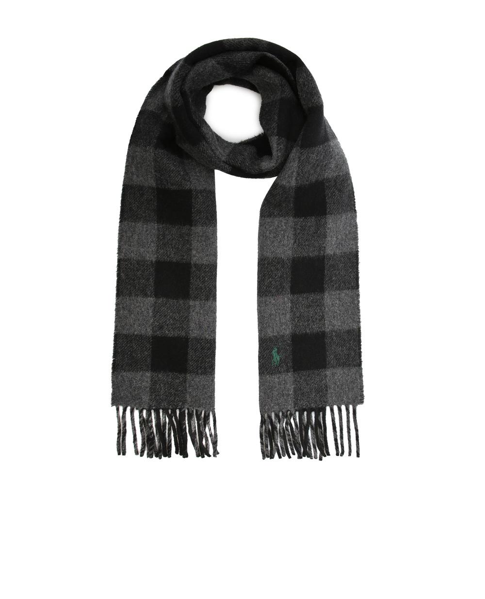 Шерстяной шарф Polo Ralph Lauren 449823798002 — Kameron