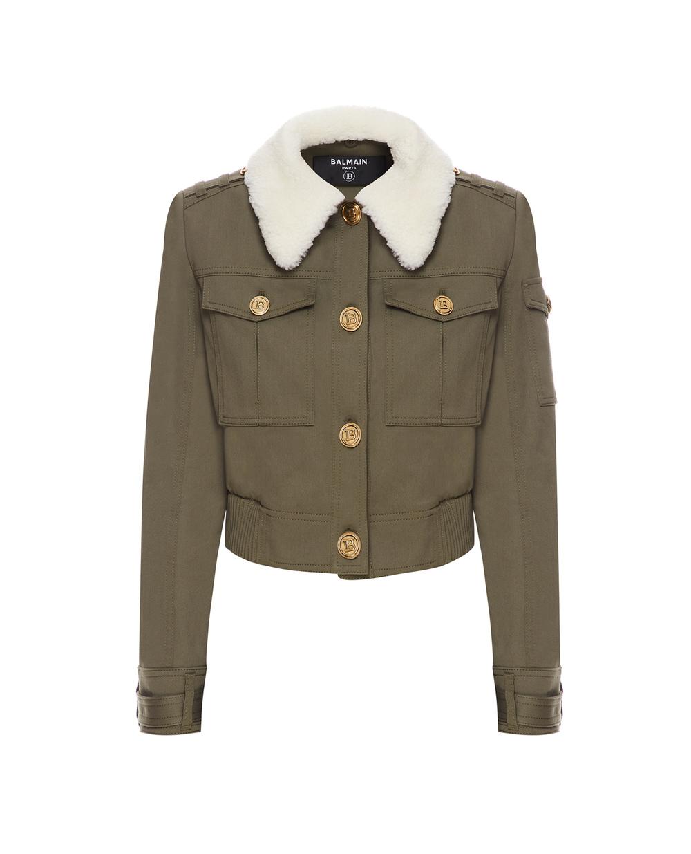Куртка Balmain VF18128D086 — Kameron