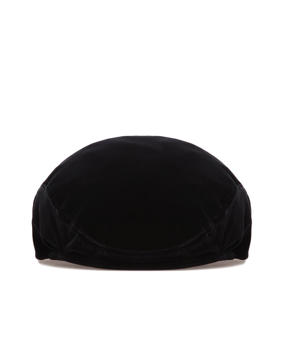 Бархатное кепи Dolce&Gabbana FH473A-FUWB3 — Kameron