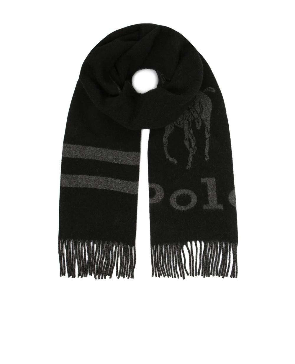 Шерстяной шарф Polo Ralph Lauren 449823817001 — Kameron