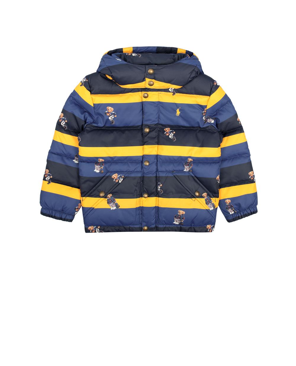 Пуховик Polo Ralph Lauren Kids 321797761001 — Kameron