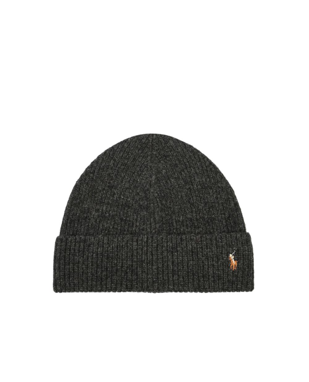 Шерстяная шапка Polo Ralph Lauren 449775524007 — Kameron