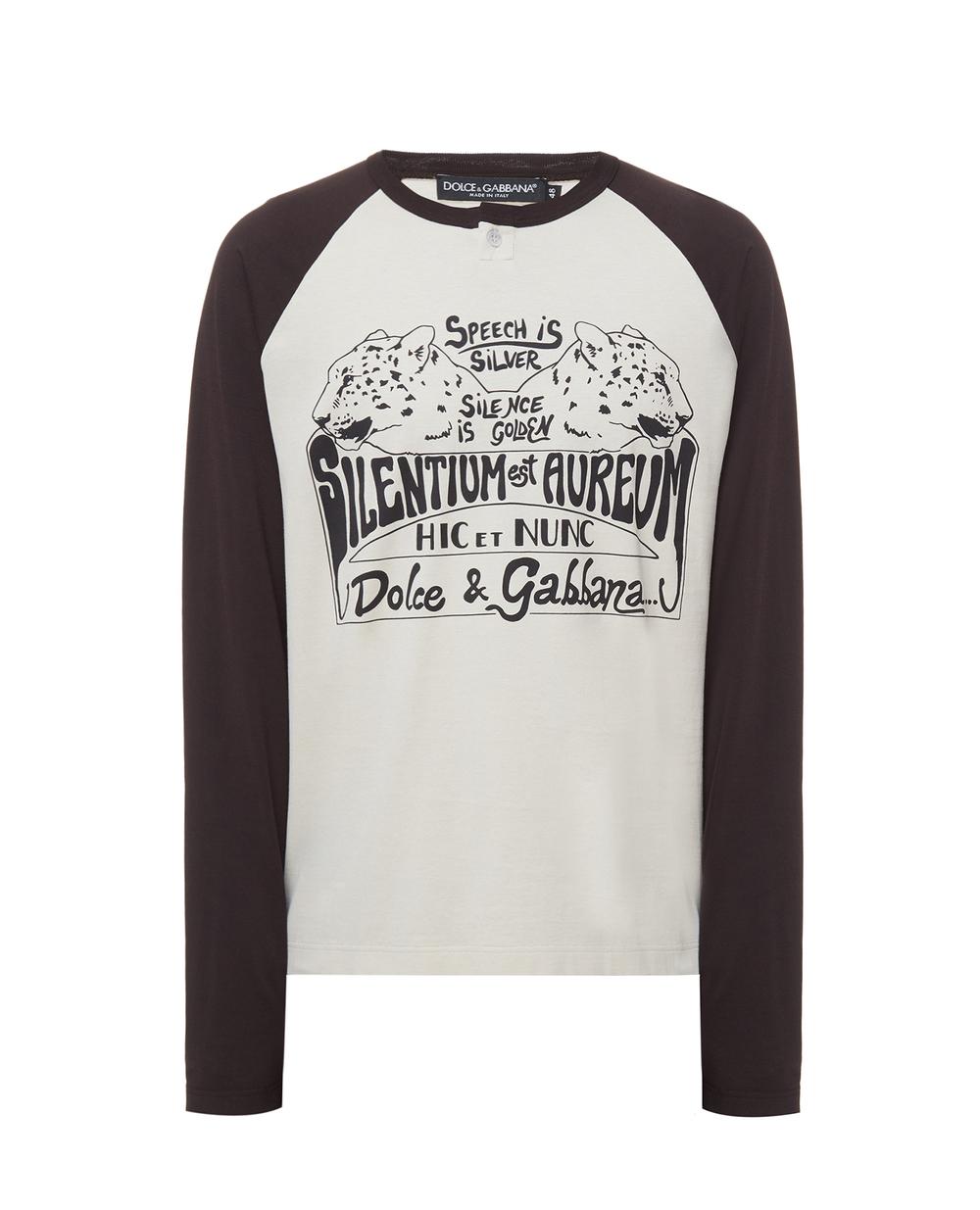 Лонгслив Dolce&Gabbana G8LZ8T-FI723 — Kameron
