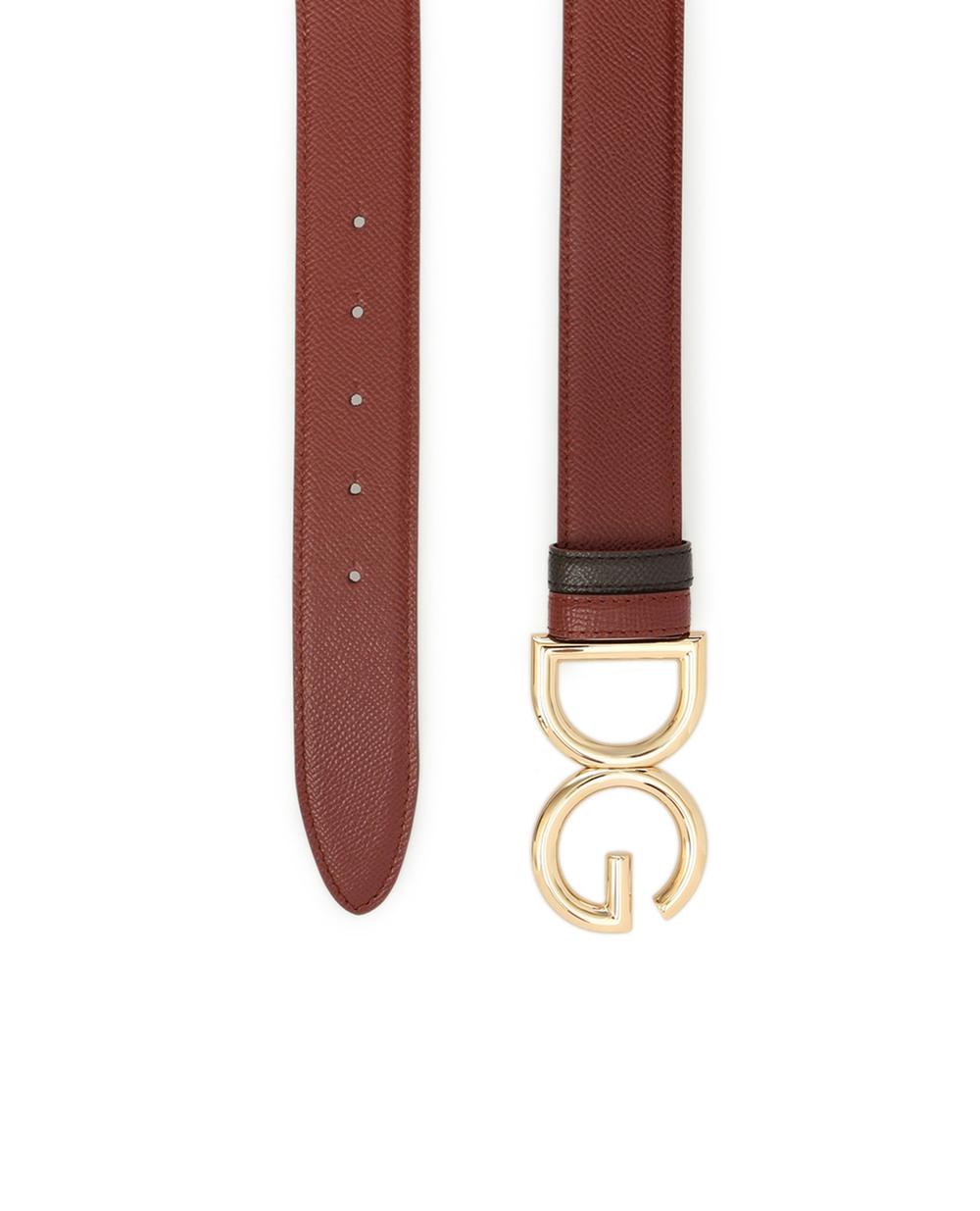 Кожаный ремень Dolce&Gabbana BE1333-AW528 — Kameron