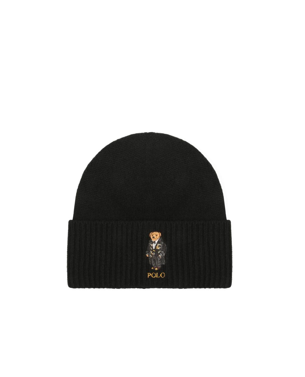 Шерстяная шапка Polo Ralph Lauren 449823764001 — Kameron