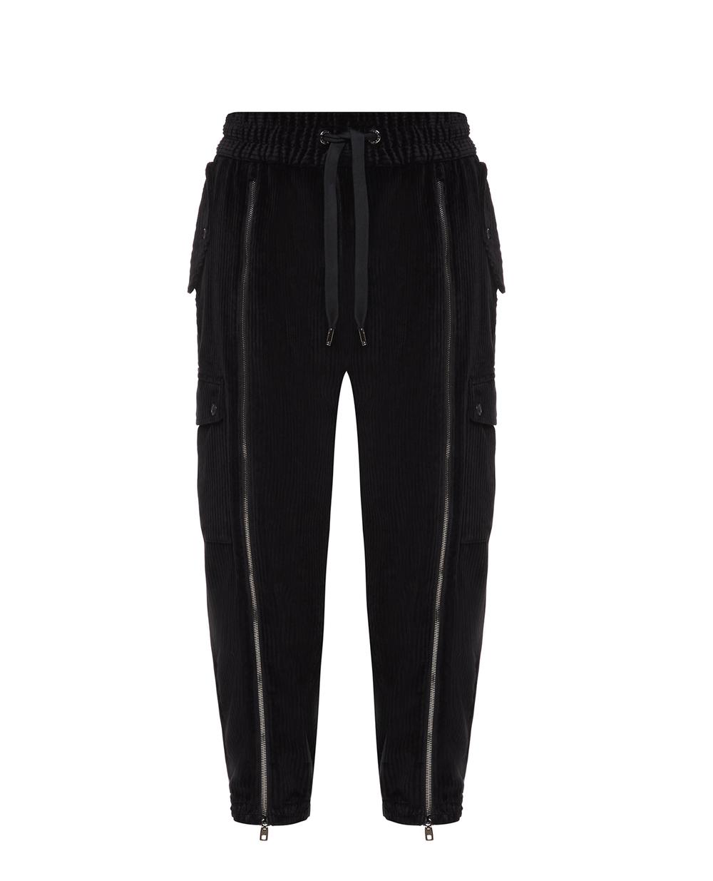 Вельветовые брюки Dolce&Gabbana GW5QAT-FUWCV — Kameron