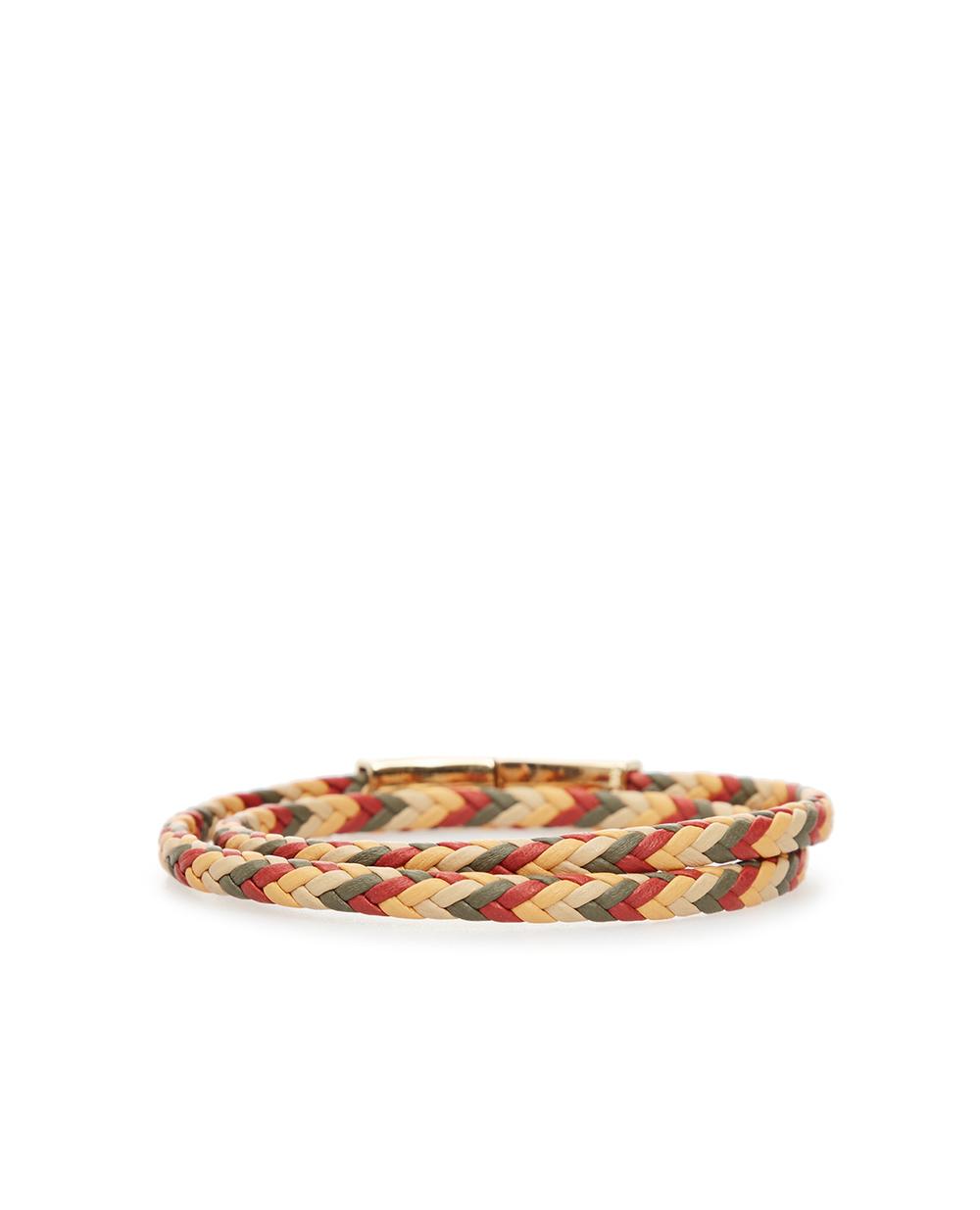 Кожаный браслет Dolce&Gabbana WBM5R6-W1111 — Kameron