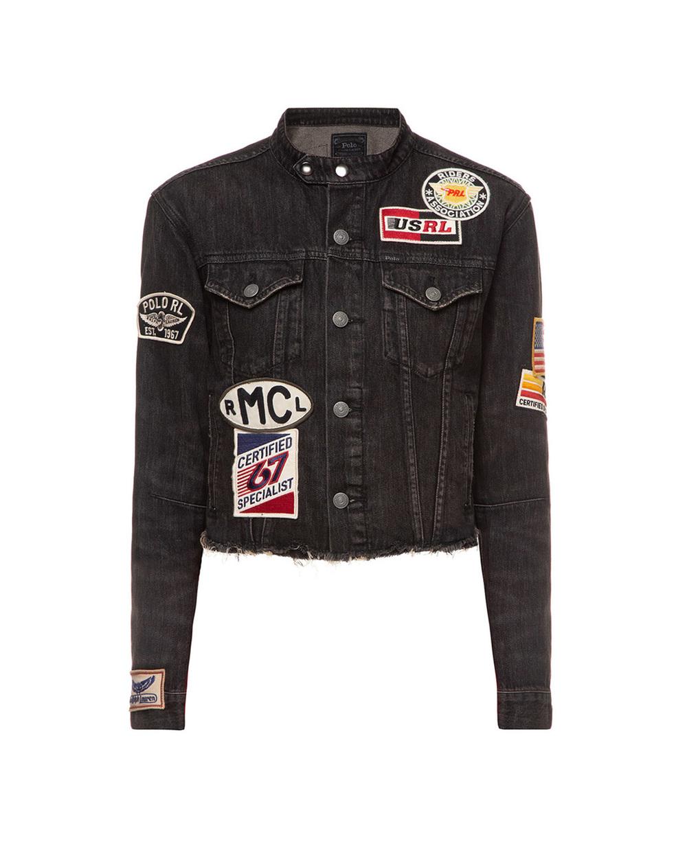 Джинсовая куртка Polo Ralph Lauren 211763829001 — Kameron
