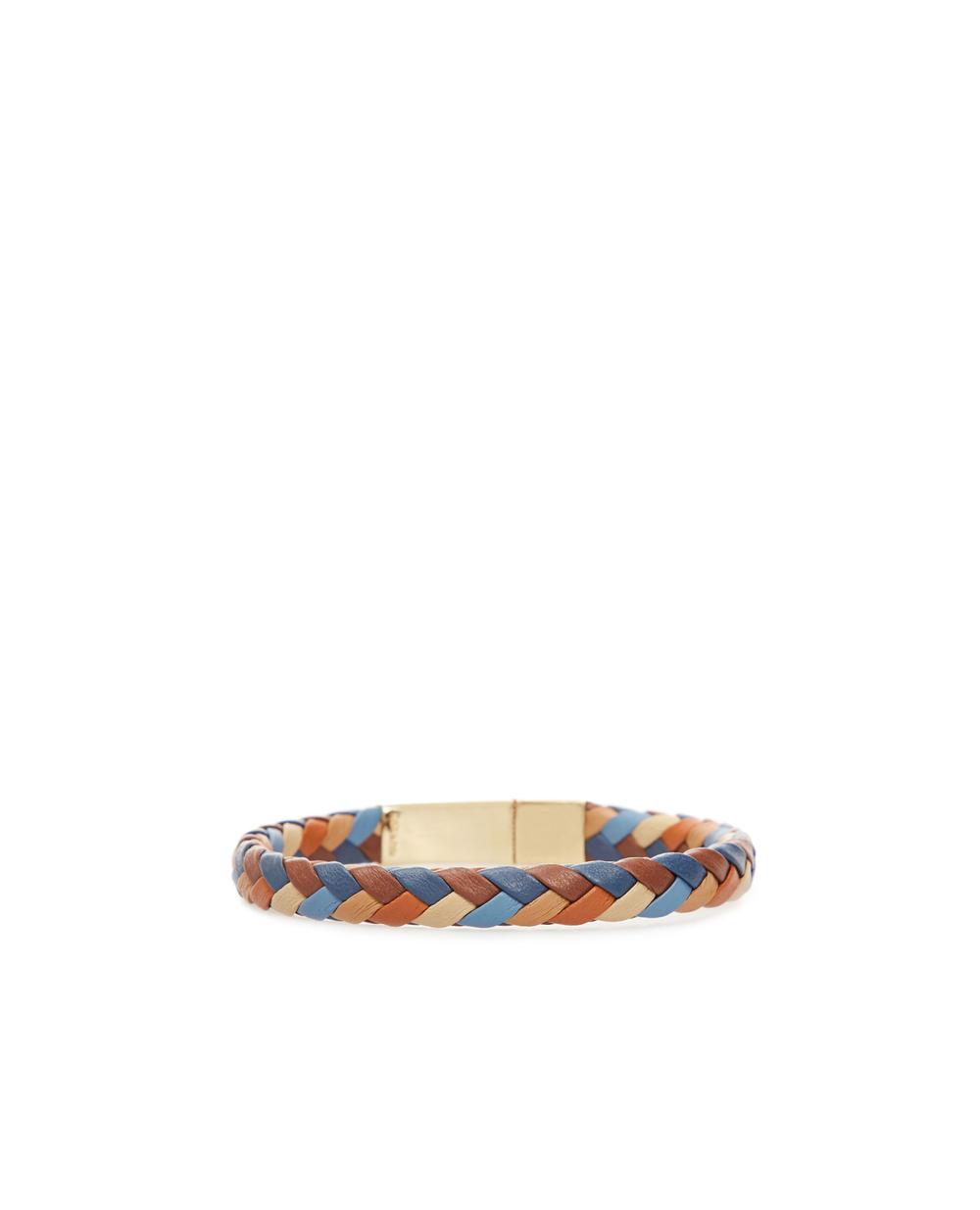Кожаный браслет Dolce&Gabbana WBM5R4-W1111 — Kameron