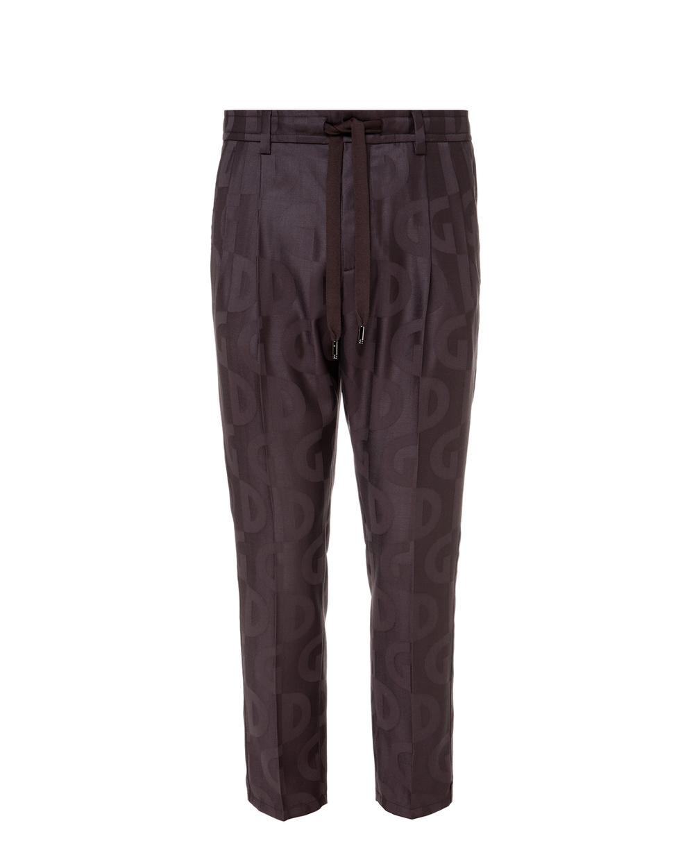 Шерстяные брюки Dolce&Gabbana GW08AT-FJ2B2 — Kameron
