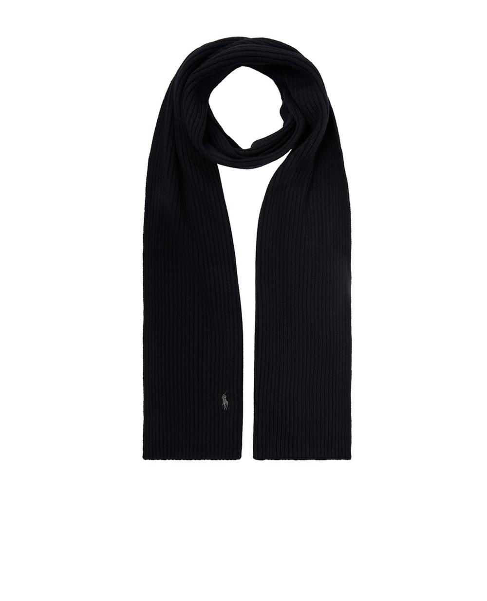 Шерстяной шарф Polo Ralph Lauren 710814066002 — Kameron