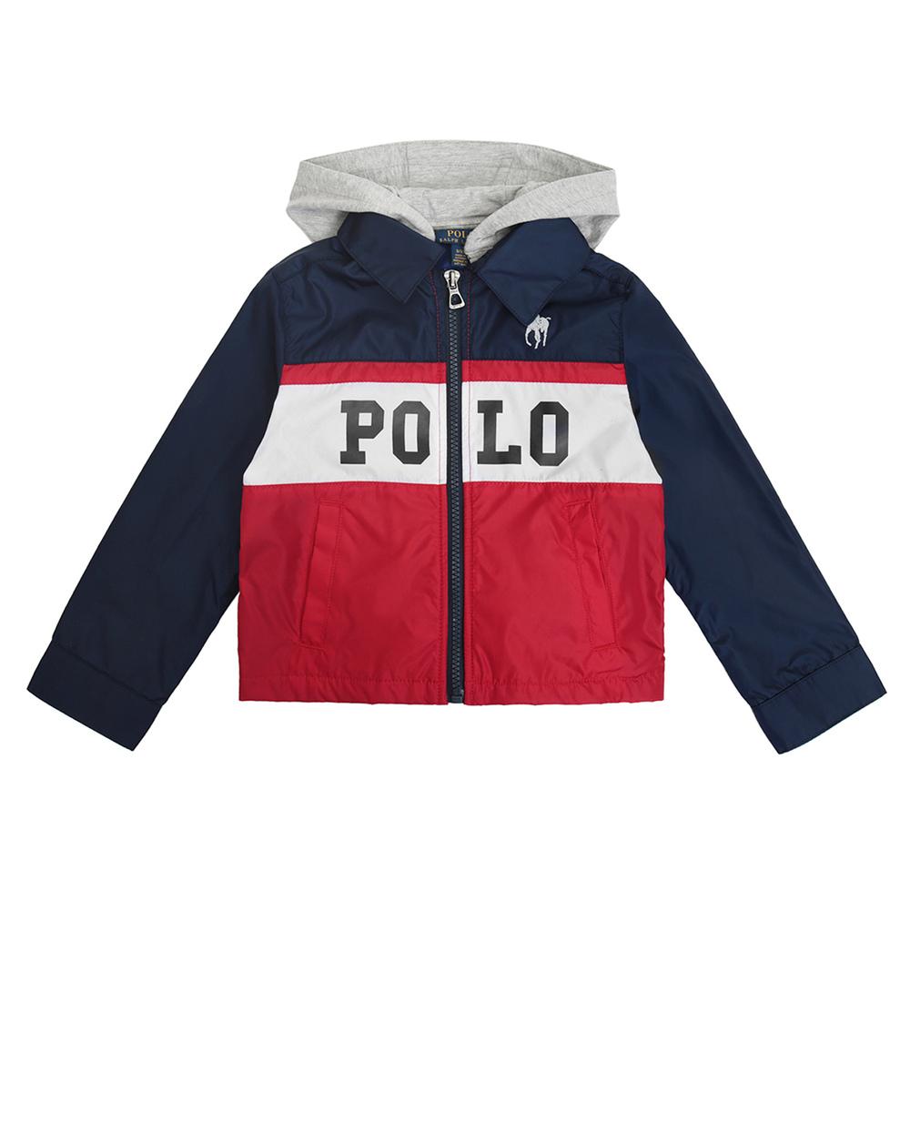 Ветровка Polo Ralph Lauren Kids 323702773001 — Kameron
