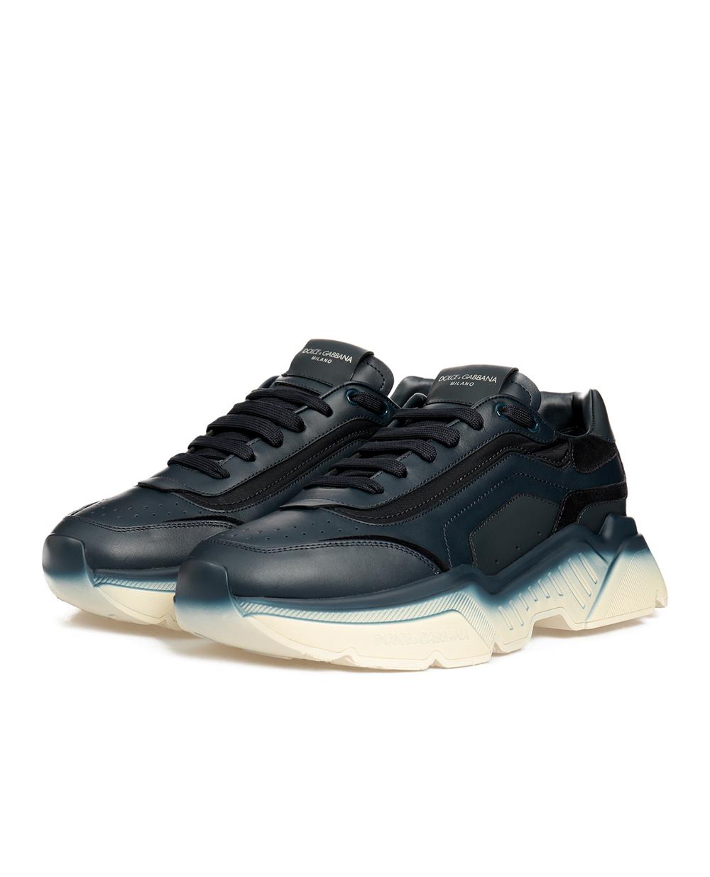 Кожаные кроссовки Dolce&Gabbana CS1805-AW178 — Kameron