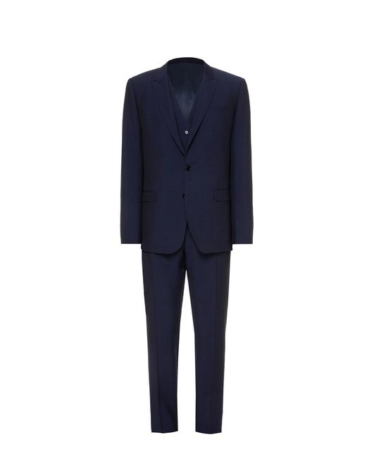 Шерстяной костюм Martini (пиджак, жилет, брюки)