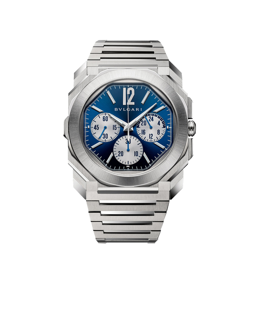 Часы Octo Finissimo Chronograph GMT