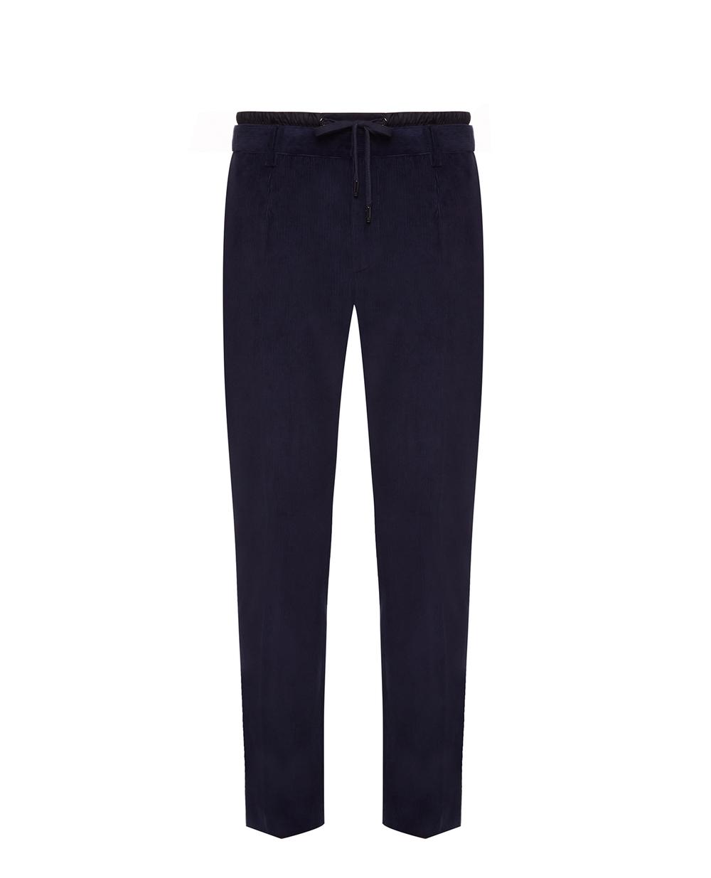 Вельветовые брюки Dolce&Gabbana GW66ET-FUVK4 — Kameron