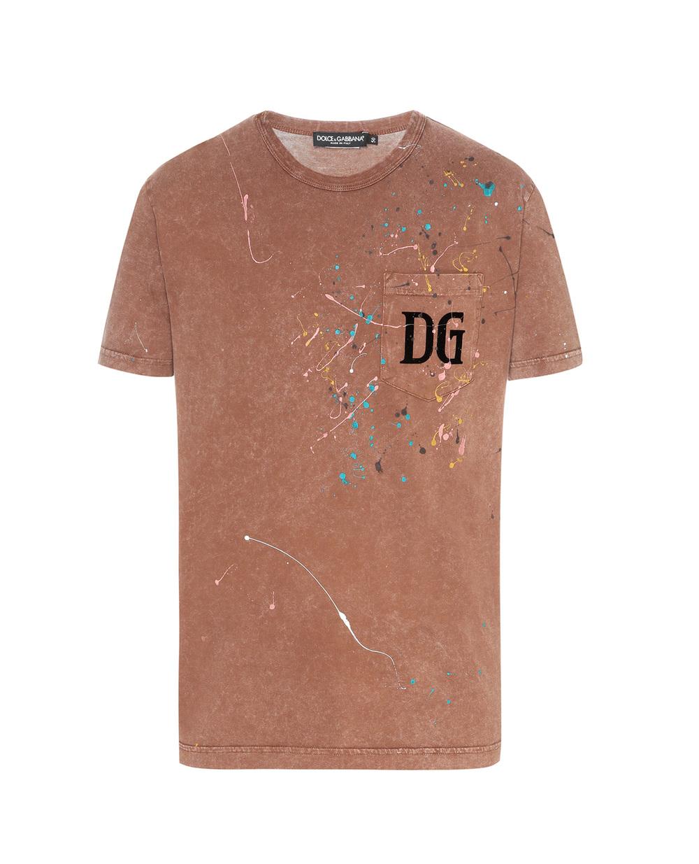 Футболка Dolce&Gabbana G8LW3T-G7XSS — Kameron