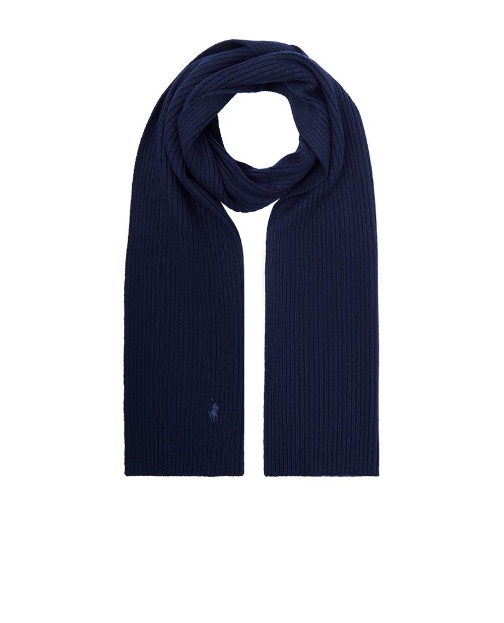 Шерстяной шарф Polo Ralph Lauren 710814066001 — Kameron
