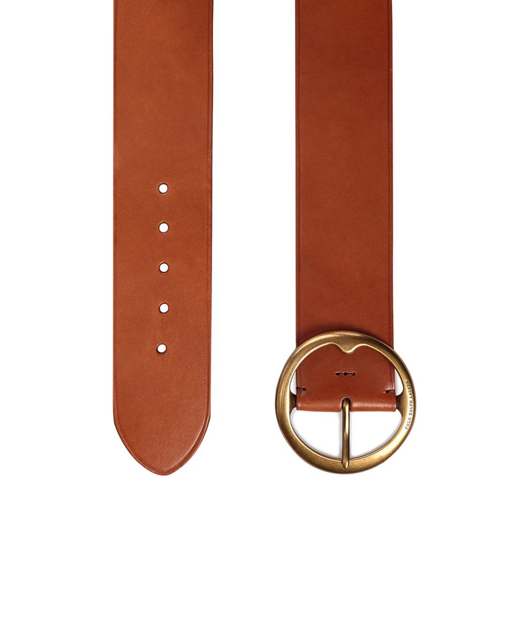 Кожаный ремень Polo Ralph Lauren 429669755002 — Kameron