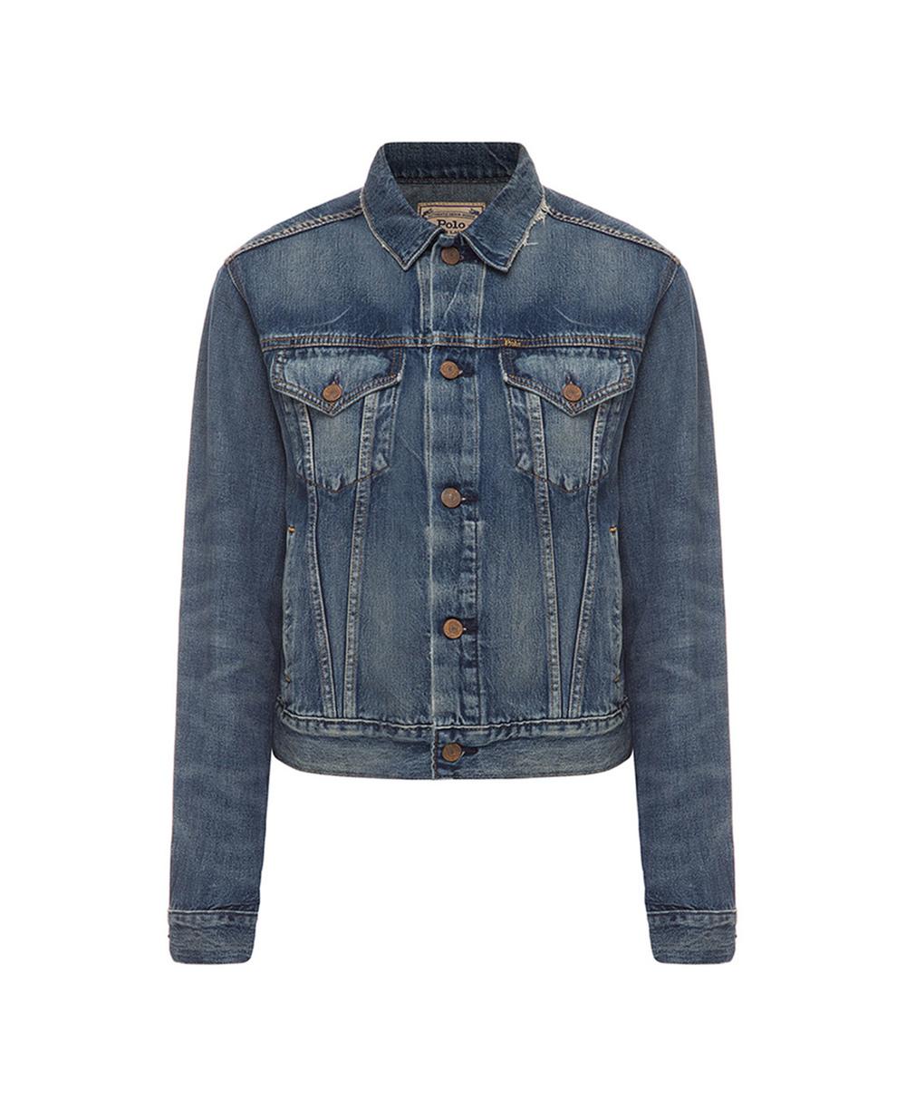 Джинсовая куртка Polo Ralph Lauren 211685967001FW19 — Kameron